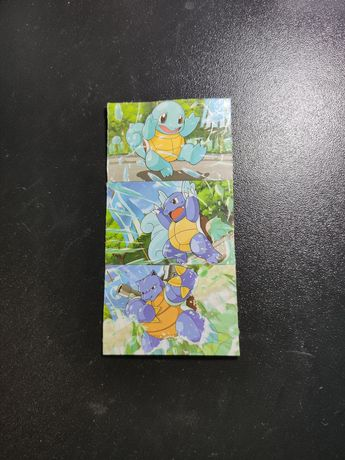 Íman do squirtle e das suas evoluções do pokemon