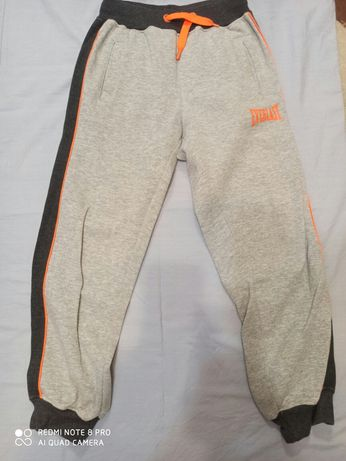 Spodnie dresy sportowe szare Everlast