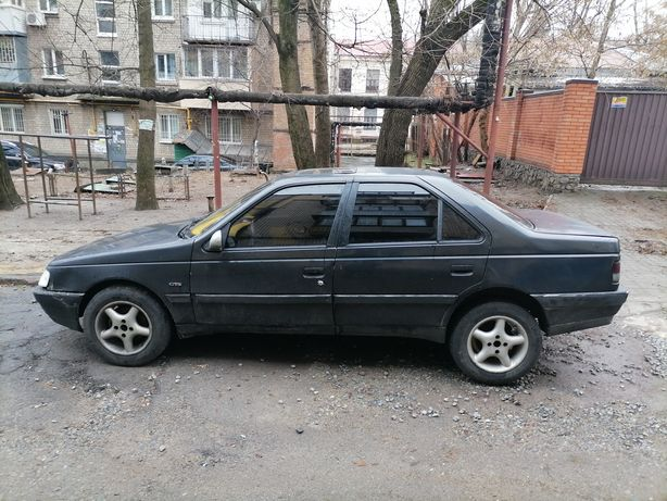Продам автомобиль пежо 405