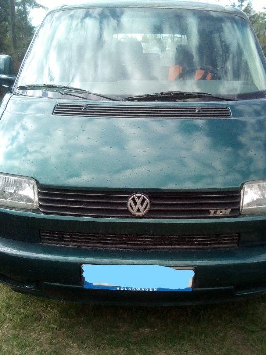 Volkswagen T4 2,5TDI 102KM części*Vw T4 Myszków - image 1