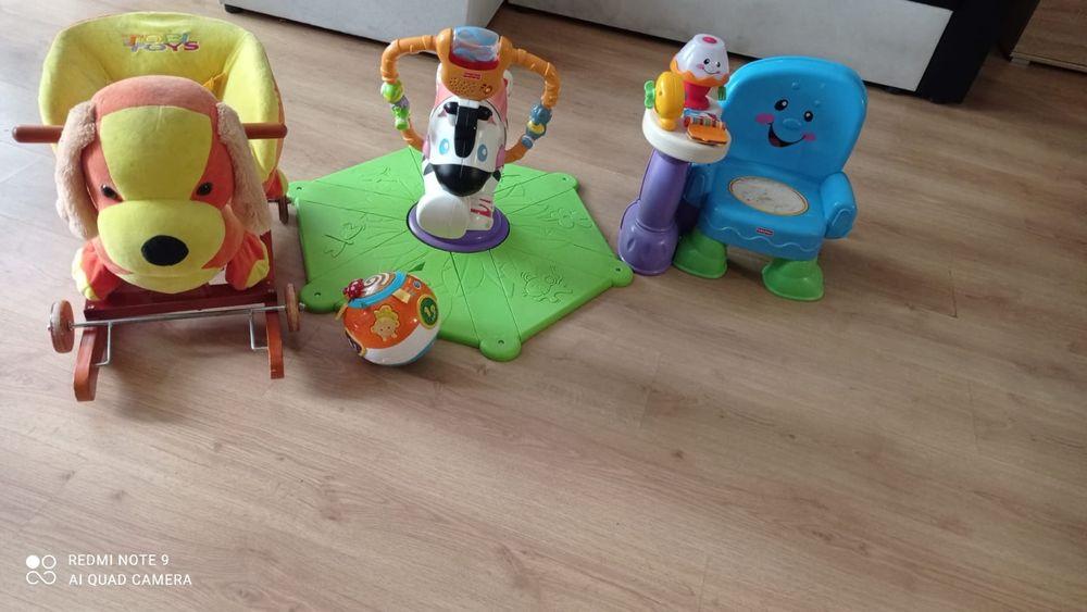 Zabawki interaktywne Fisher prince Kłodzko - image 1