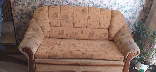 Sofa 190 cm. Rozkładana