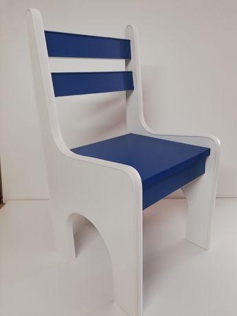 Krzesełka dla dzieci.