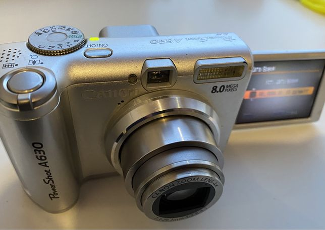 Canon PowerShot A630 Цифровая камера
