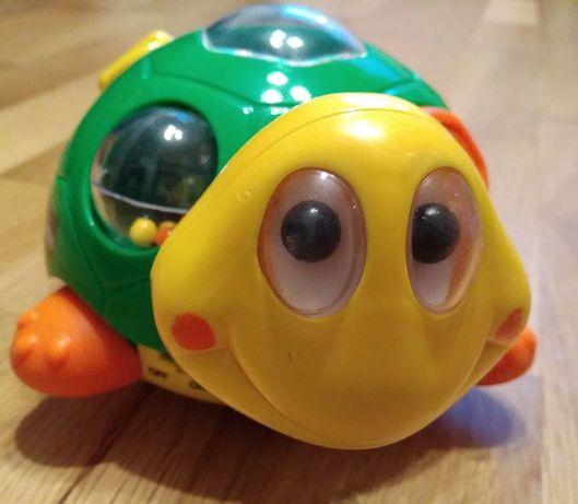 Chicco  żółw zabawka interaktywna