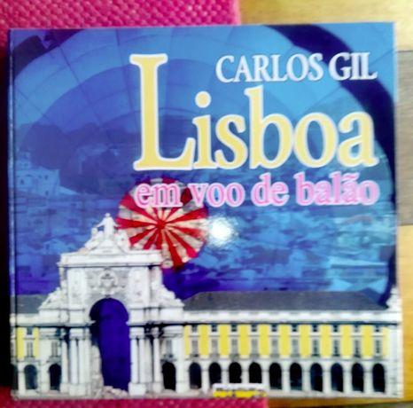 """""""Lisboa em Voo Balão"""", de Carlos Gil (1998)"""