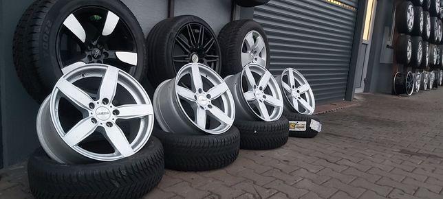 """Felgi Aluminiowe 17"""" 5x120 Dezent Insignia BMW VW T5 T6"""