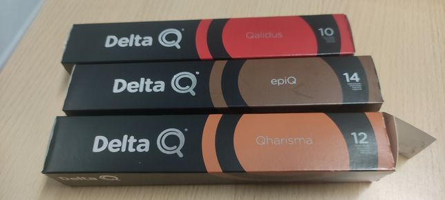 Cápsulas de Café  Delta Q