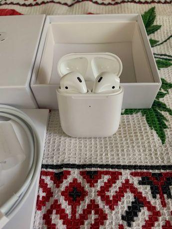 Apple Airpods 2 Как новые Наушники оригинал