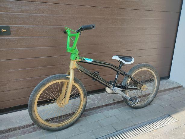 Rower BMX dla początkujących