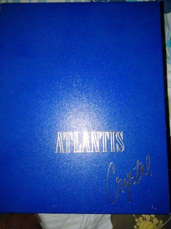 Troféu de Golf Atlantis Cristal