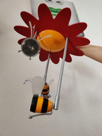 Candeeiro de teto abelhas