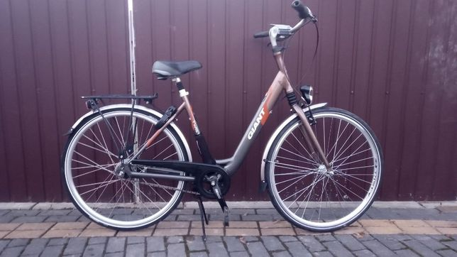 Rower Giant Twister 28 damka alumioniowa 7 biegów nexus