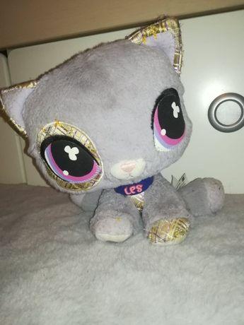 Littlest Pet Shop pluszowy kotek
