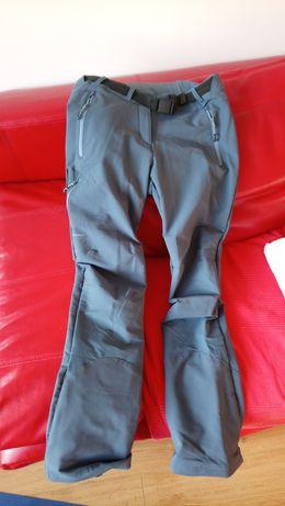 Spodnie narciarskie Quechua Decathlon damskie 38