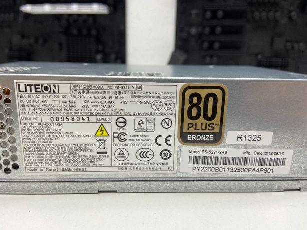 Качественный блок питания 220W модель PS-5221-9
