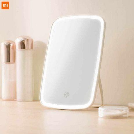 Xiaomi Mijia портативное зеркало для макияжа с подсветкой