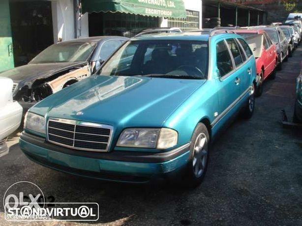 Mercedes C 220 CDI station para peças