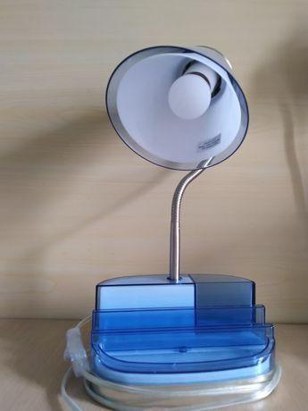 Lampka biurkowa, lampa