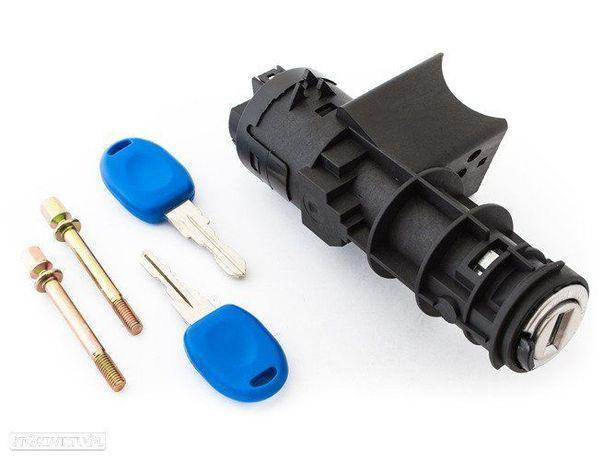 Canhão da ignição com chaves Fiat Doblo Idea Albea NOVO