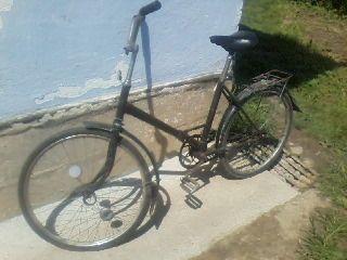 велосипед розкладний ссср