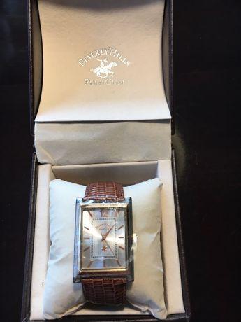 Nowy Nieużywany/ prezent Zegarek kwarcowy Beverly Hills Polo Club