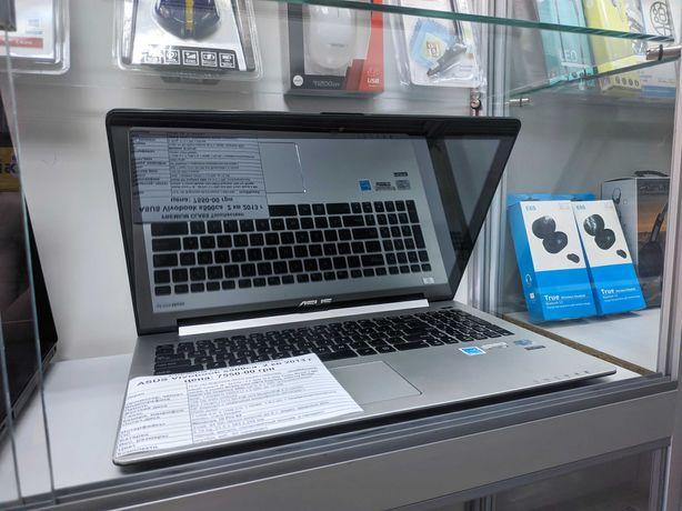 Ноутбук Touchscreen ASUS Vivobook s500ca, i5 3rd / RAM 6GB / SSD 128GB