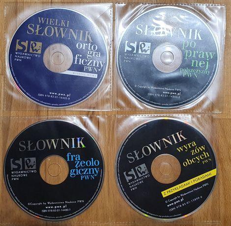 Słownik PWN na CD