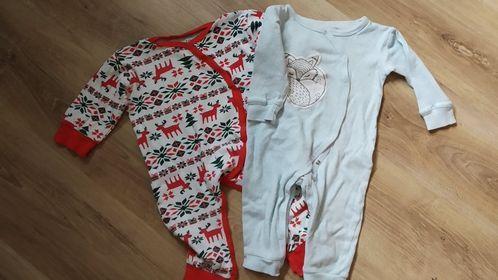 Piżamka chłopięca 80