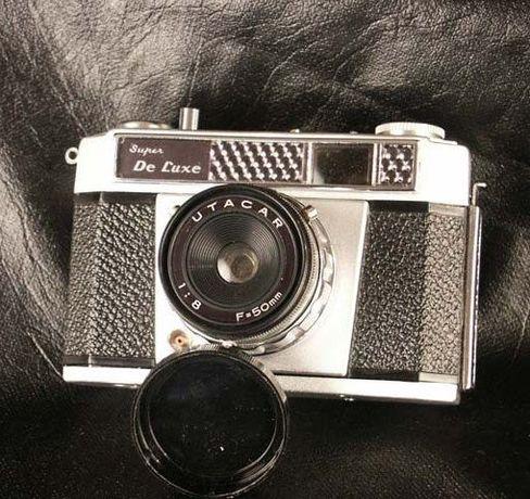 Maquina Fotográfica Clássica de 1964 ANNY 35 Super De Luxe