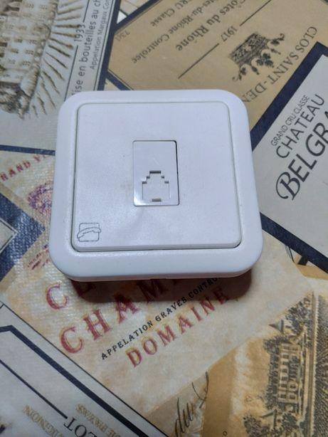 Tomada de rede Ethernet RJ11
