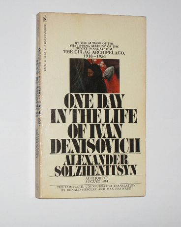 Solzhenitsyn - One Day in the Life of Ivan Denisovich - Sołżenicyn