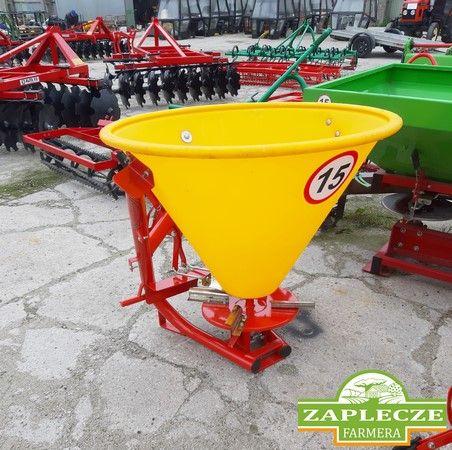 Rozsiewacz nawozów sadowniczy lejek 200-500 l