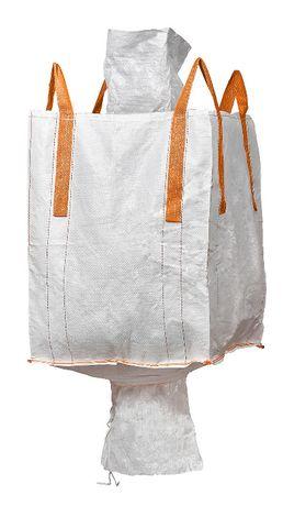 Worki Big Bag Używane rozmiar 90/90/120cm piasek gruz kamień kruszywa
