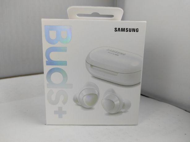 Słuchawki Samsung Galaxy Buds+ nowe komplet