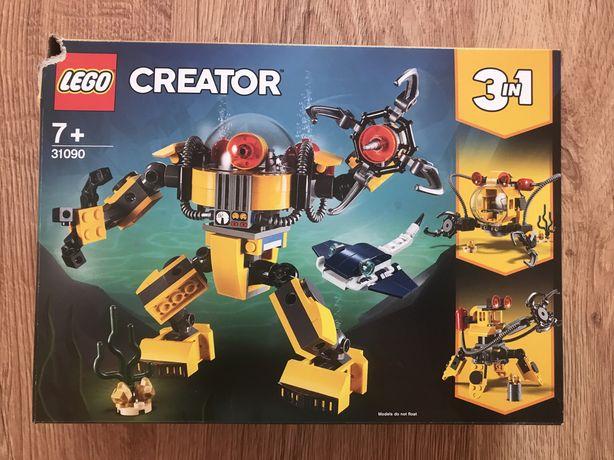 Lego creator 31090 3w1 idealny stan