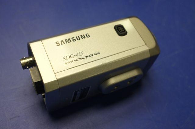 Kamera przemysłowa Samsung Aper CCTV 12V DC
