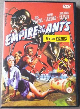 """Empire of the Ants"" DVD UK bez PL"