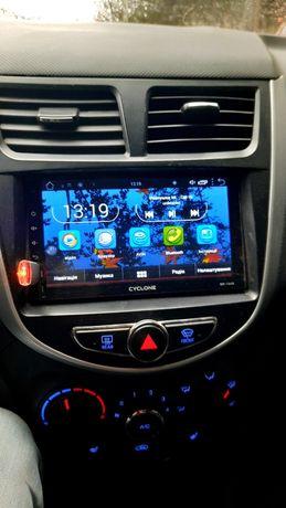 Hyundai Accent Elantra Автомагнитола