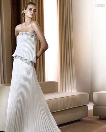 Продам свадебное платье Pronovias! оригинал
