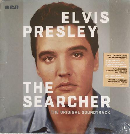 3 CD Elvis Presley - The Searcher (Original Soundtrack)