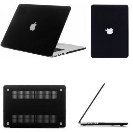 Capa protetora Macbook Retina Pro 13 preta - Matte