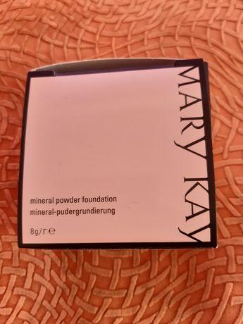 Пудра Mary kay, минеральная, рассыпчатая, новая