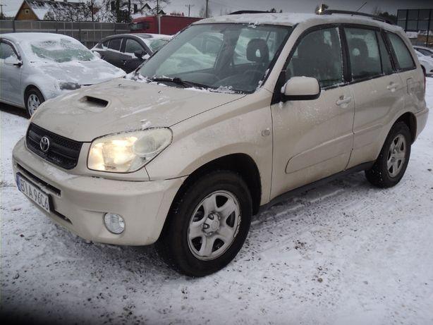 Toyota Rav-4+D4D+4x4+Okazja
