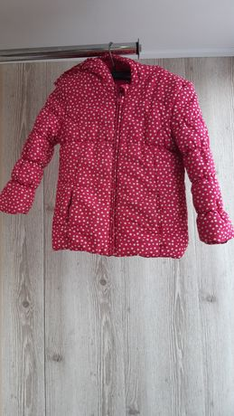 Тёплая куртка F&F