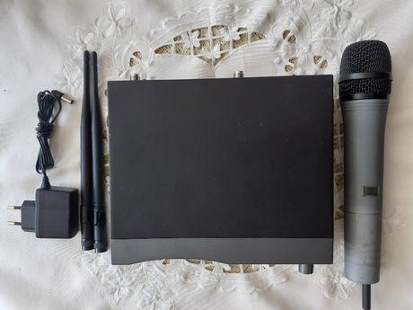 Mikrofon bezprzewodowy Mc Crypt UHF-868