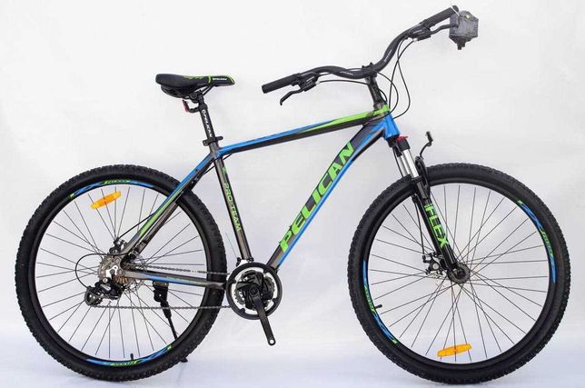Велосипед Pelican Escape (найнер) 29 колеса
