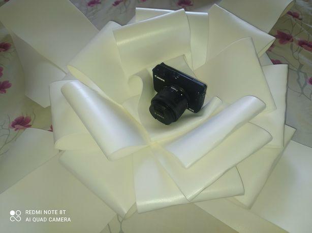 Canon EOS m10 15-45 Фотоапарат ідеальний стан