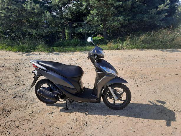 Honda vision 50 nsc