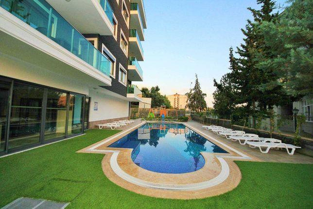 Продам двухкомнатную квартиру  в Турции, 23 километра от Алании,